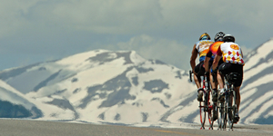 Colorado's Ride the Rockies Gives Cyclists a Rocky Mountain High