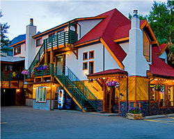 bay shore inn Canmore Resorts and Lodges   Kananaskis area Lodges and Resorts