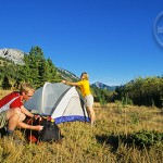 Camping In The Canadian Rockies Banff Campgrounds
