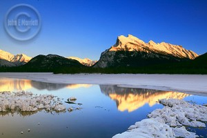There is no shortage of breath taking beauty in Banff National Park.