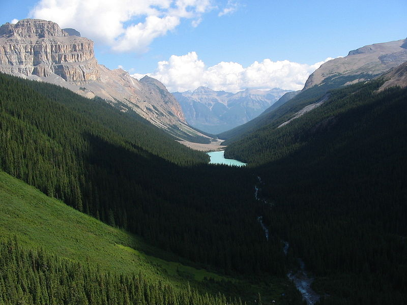 Fyatt Valley, Jasper National Park