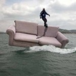 couch surf's up!