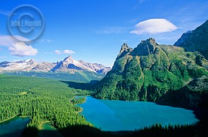 The Canadian Rockies cover a vast and amazing area. You'll never see it all, but it'd be fun trying.