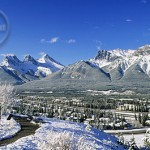 Canmore from the outside.
