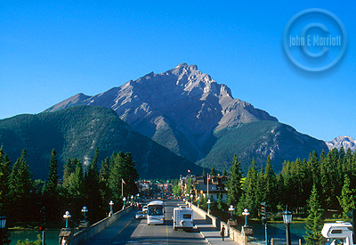 Buying property in Banff is no walk in the park.
