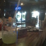 Make sure to try a margarita in the Magpie and Stump, Banff.