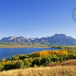 The beautiful views of Waterton Lake will keep you occupied when you aren't tackling the many activities.