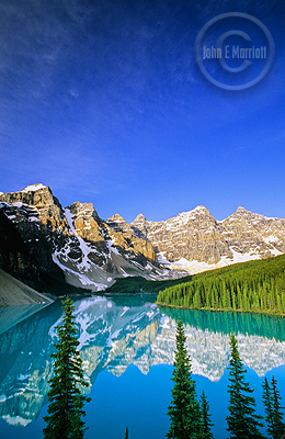 Summer Landscape Photography in Banff National Park