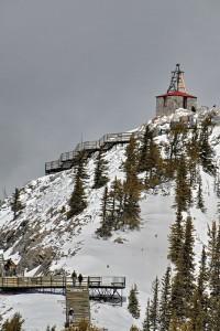 Cosmic Ray Station Banff National Park