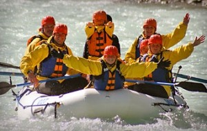 Wild Water Adventures: The Celebrity Choice for Rafting the Canadian Rockies