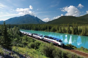 The Rocky Mountaineer rail tour provides an intimate look at the majesty of the Canadian Rockies, while transporting you to some of the best golfing locations in Canada.