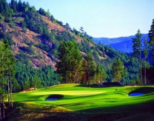Most Scenic Golf Courses in the Canadian Rockies