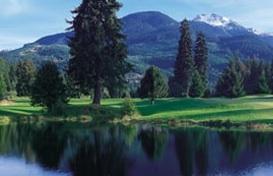 Whistler Golf Course in Whistler, BC