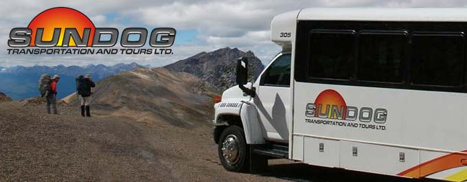 SunDog Tours Shuttle