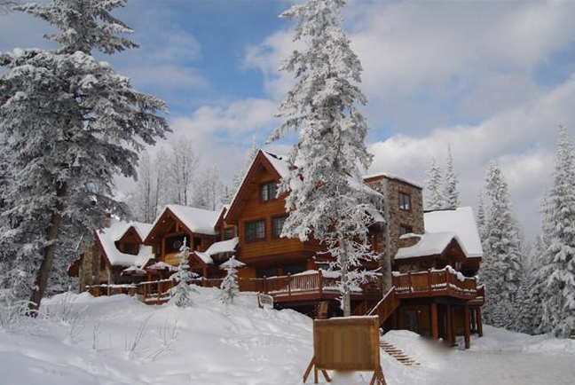 Vacation home rentals canadian rockies vacations guide for Banff national park cabin rentals