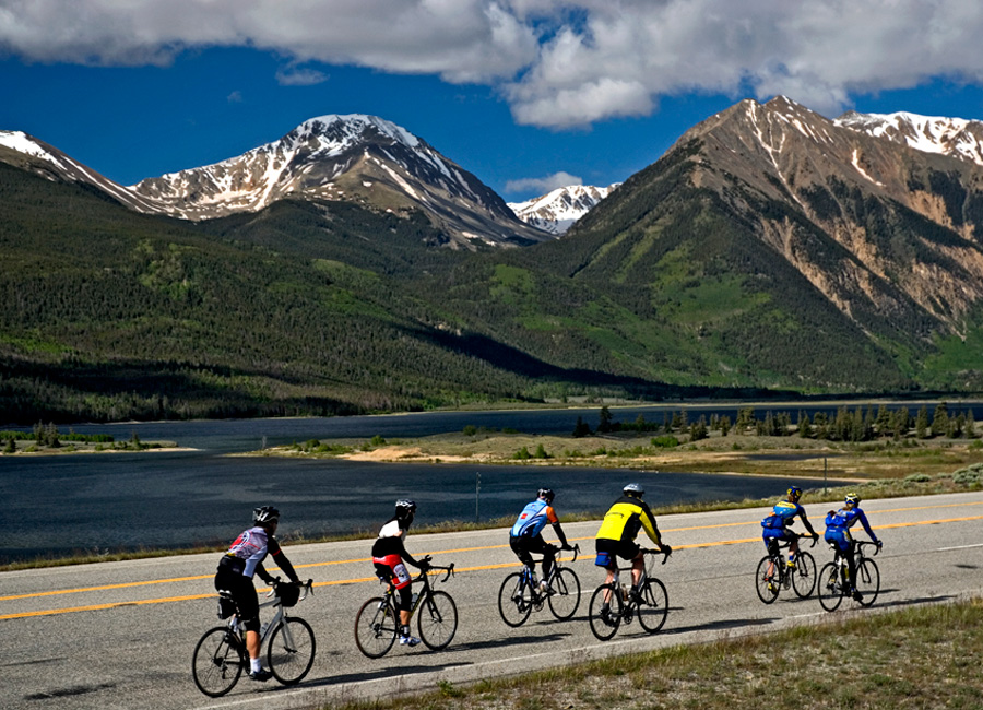 Image result for biking in the rocky mountains